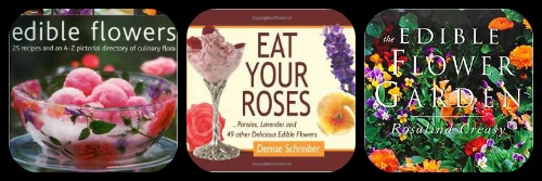 Book tips: Edible flowers - My Green Nook