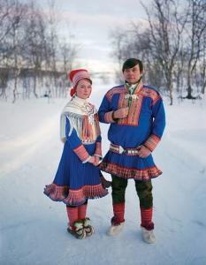 Sami people. Indigenous people | My Green Nook