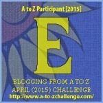 E as in Eryngium. Blogging from A to Z April (2015) Challenge | My Green Nook