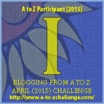 I as in Impatiens.  Blogging from A to Z April (2015) Challenge | My Green Nook