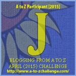 Blogging from A to Z April (2015) Challenge | My Green Nook