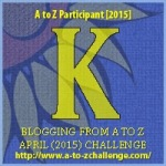 K as in Kolkwitzia. Blogging from A to Z April (2015) Challenge   My Green Nook