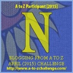 N as in Nepeta. Blogging from A to Z April (2015) Challenge | My Green Nook
