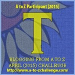 T as in Tropaeolum. Blogging from A to Z April (2015) Challenge | My Green Nook