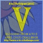 V as in Viola. Blogging from A to Z April (2015) Challenge | My Green Nook
