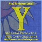 Y as in Yucca. Blogging from A to Z April (2015) Challenge | My Green Nook