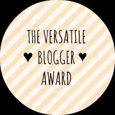 The Versatile Blogger Award | My Green Nook